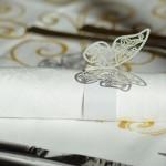 ナプキンリングとは?ダイヤモンド指輪型が可愛くて大注目!