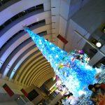 【クリスマスツリー点灯式】クイーンズスクエア横浜の期間と時間は?