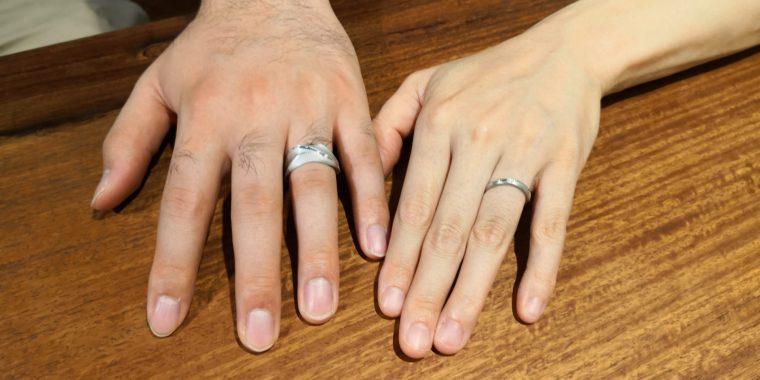 サンプル指輪